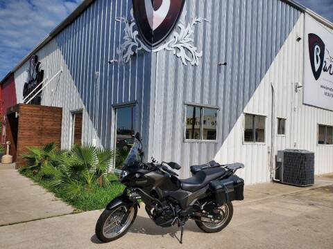 2018 Kawasaki Versys X 300 for sale at Barrett Bikes LLC in San Juan TX