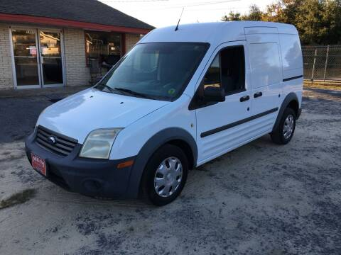 2010 Ford Transit Connect for sale at M&M Auto Sales 2 in Hartsville SC