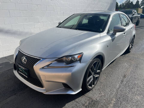 2016 Lexus IS 200t for sale at APX Auto Brokers in Edmonds WA