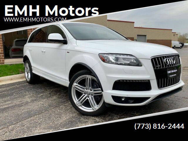 2011 Audi Q7 for sale at EMH Motors in Rolling Meadows IL