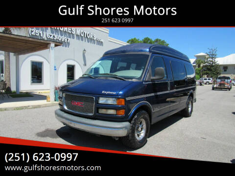 2001 GMC Savana Cargo for sale at Gulf Shores Motors in Gulf Shores AL