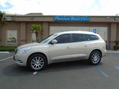 2015 Buick Enclave for sale at Family Auto Sales in Victorville CA
