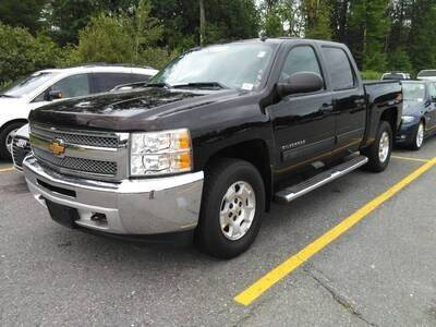 2013 Chevrolet Silverado 1500 for sale at Broadway Garage of Columbia County Inc. in Hudson NY