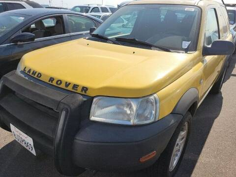 2003 Land Rover Freelander for sale at SoCal Auto Auction in Ontario CA