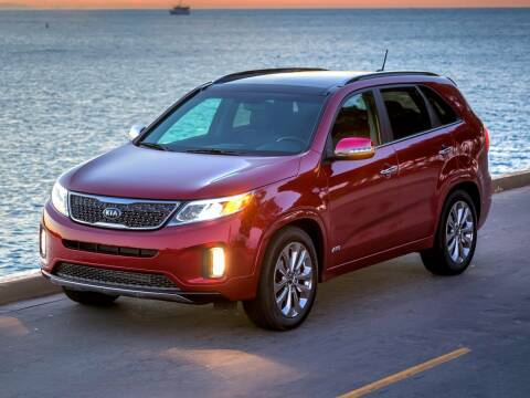 2015 Kia Sorento for sale at Mercedes-Benz of North Olmsted in North Olmstead OH