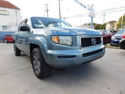 2007 Honda Ridgeline for sale at AMD AUTO in San Antonio TX
