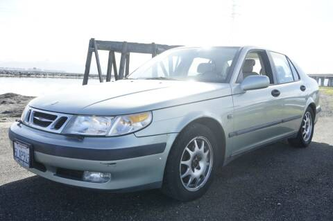 2001 Saab 9-5 for sale at Sports Plus Motor Group LLC in Sunnyvale CA