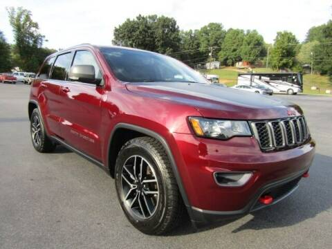 2021 Jeep Grand Cherokee for sale at Specialty Car Company in North Wilkesboro NC