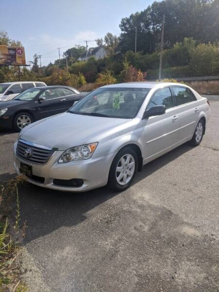 2010 Toyota Avalon for sale at WEB NIK Motors in Fitchburg MA