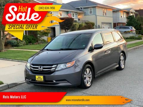 2014 Honda Odyssey for sale at Reis Motors LLC in Lawrence NY