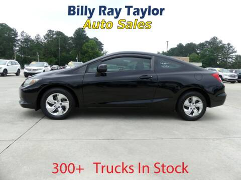 2013 Honda Civic for sale at Billy Ray Taylor Auto Sales in Cullman AL