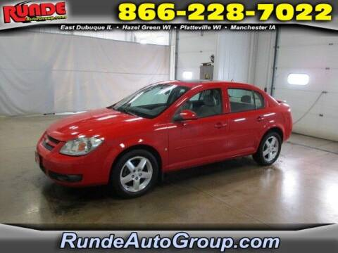 2008 Chevrolet Cobalt for sale at Runde PreDriven in Hazel Green WI