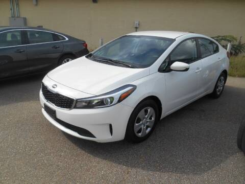 2019 Kia Optima for sale at AUTO MART in Montgomery AL