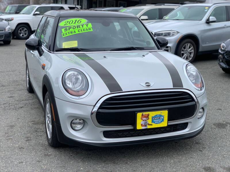 2016 MINI Hardtop 4 Door for sale at Milford Auto Mall in Milford MA