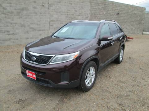 2015 Kia Sorento for sale at Stagner INC in Lamar CO