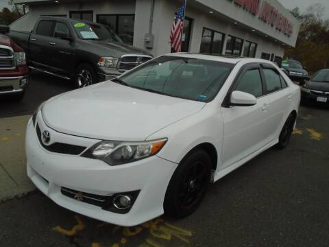 2014 Toyota Camry for sale at Island Auto Buyers in West Babylon NY