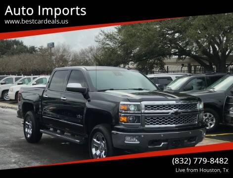 2014 Chevrolet Silverado 1500 for sale at Auto Imports in Houston TX