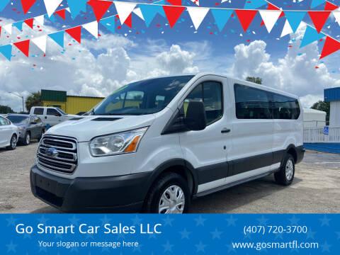 2016 Ford Transit Passenger for sale at Go Smart Car Sales LLC in Winter Garden FL
