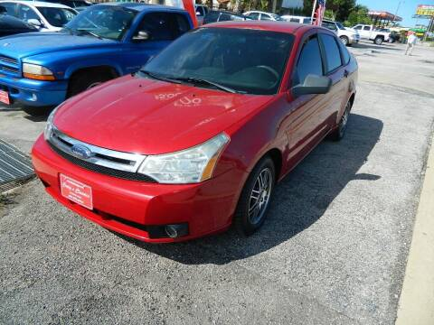 2010 Ford Focus for sale at Craig's Classics in Fort Worth TX