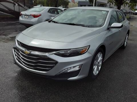 2019 Chevrolet Malibu for sale at YOUR BEST DRIVE in Oakland Park FL