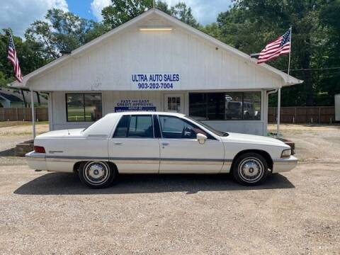 1993 Buick Roadmaster for sale at ULTRA AUTO SALES in Whitehouse TX