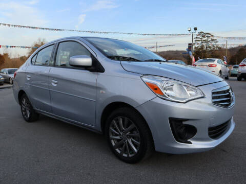 2019 Mitsubishi Mirage G4 for sale at Viles Automotive in Knoxville TN