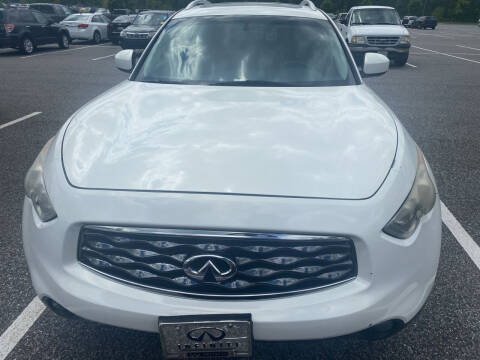 2009 Infiniti FX35 for sale at Murrays Used Cars in Baltimore MD