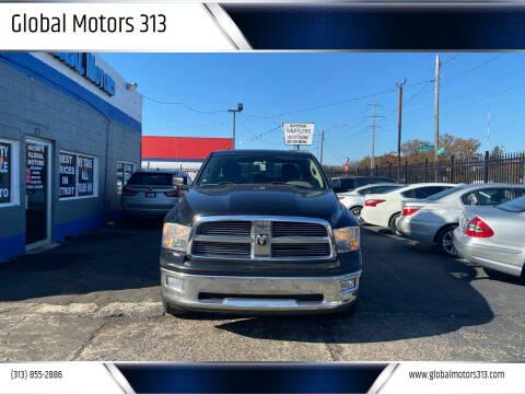 2011 RAM Ram Pickup 1500 for sale at Global Motors 313 in Detroit MI