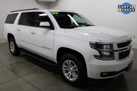 2019 Chevrolet Suburban for sale at Bob Clapper Automotive, Inc in Janesville WI