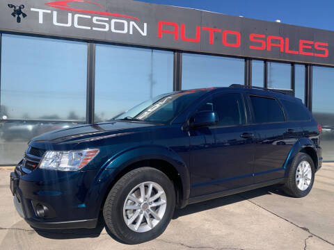 2015 Dodge Journey for sale at Tucson Auto Sales in Tucson AZ
