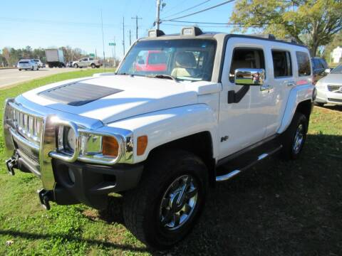 2007 HUMMER H3 for sale at Dallas Auto Mart in Dallas GA