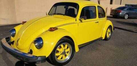 1974 Volkswagen Beetle for sale at Arizona Auto Resource in Tempe AZ