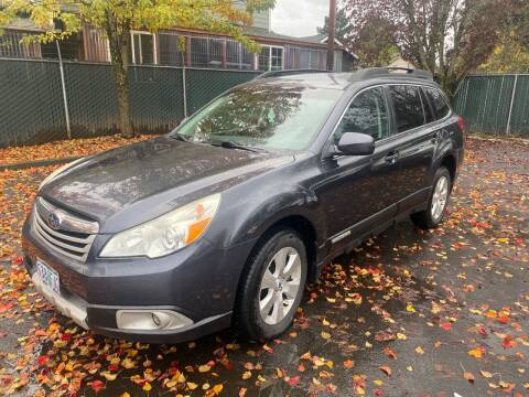 2011 Subaru Outback for sale at Blue Line Auto Group in Portland OR