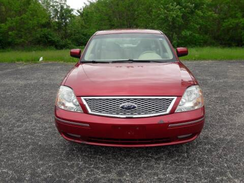 2007 Ford Five Hundred for sale at Discount Auto World in Morris IL