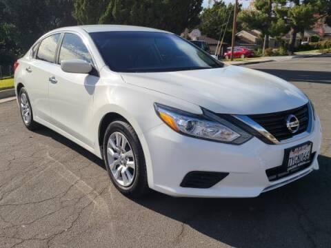2017 Nissan Altima for sale at CAR CITY SALES in La Crescenta CA