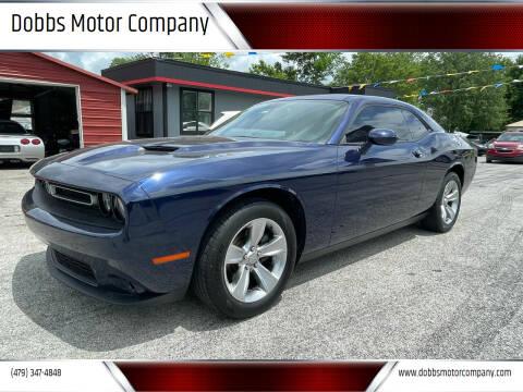 2015 Dodge Challenger for sale at Dobbs Motor Company in Springdale AR