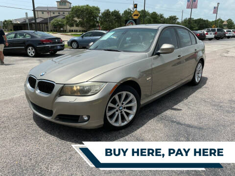 2011 BMW 3 Series for sale at H3 MOTORS in Dickinson TX