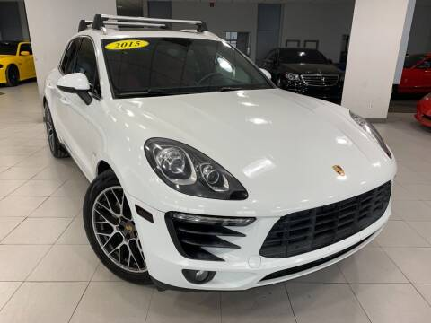 2015 Porsche Macan for sale at Auto Mall of Springfield in Springfield IL