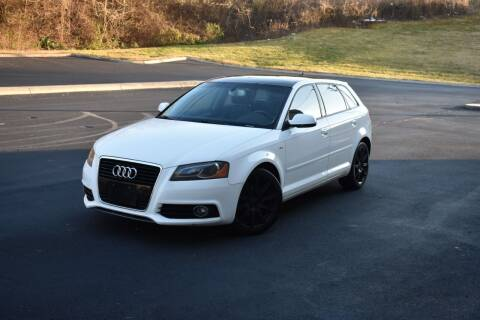 2013 Audi A3 for sale at Alpha Motors in Knoxville TN
