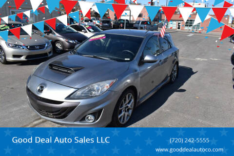 2012 Mazda MAZDASPEED3 for sale at Good Deal Auto Sales LLC in Denver CO