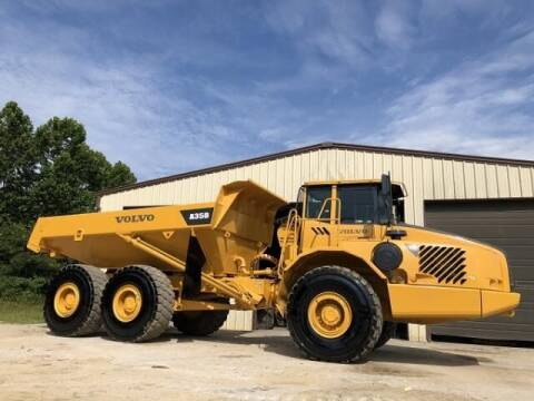 2006 Volvo A35D for sale at Vehicle Network - Milam's Equipment Sales in Sutherlin VA