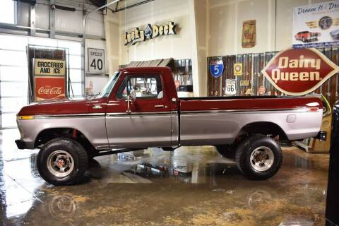 1977 Ford F-250 for sale at Cool Classic Rides in Redmond OR
