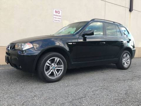 2006 BMW X3 for sale at International Auto Sales in Hasbrouck Heights NJ