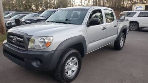 2009 Toyota Tacoma for sale at GA Auto IMPORTS  LLC in Buford GA