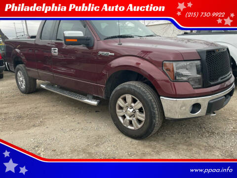 2009 Ford F-150 for sale at Philadelphia Public Auto Auction in Philadelphia PA
