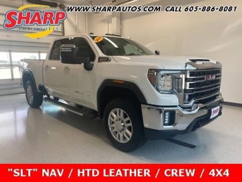 2020 GMC Sierra 2500HD for sale at Sharp Automotive in Watertown SD