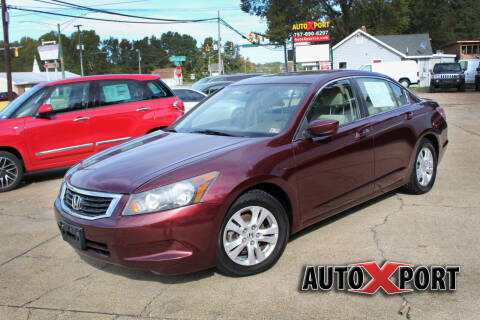 2010 Honda Accord for sale at Autoxport in Newport News VA