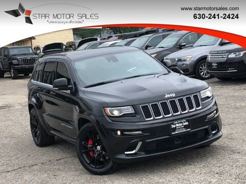 2014 Jeep Grand Cherokee for sale at Star Motor Sales in Downers Grove IL