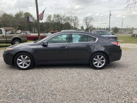 2013 Acura TL for sale at Joye & Company INC, in Augusta GA