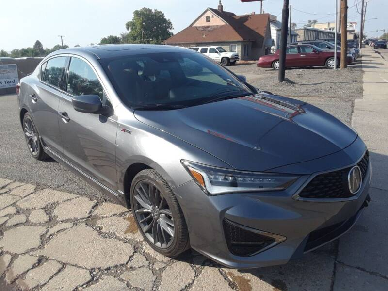 2019 Acura ILX for sale at Sunset Auto Body in Sunset UT